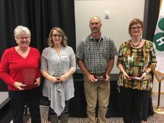 2016 Outstanding CFAES SAC Award Winners