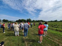 2019 Road Trip to the Ashtabula Research Station