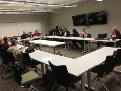 First Meeting of the 2016-2017 CFAES Staff Advisory Committee