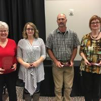 2016 Outstanding CFAES SAC Award Winners